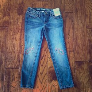 Cat and Jack - Size 8 girl jeans